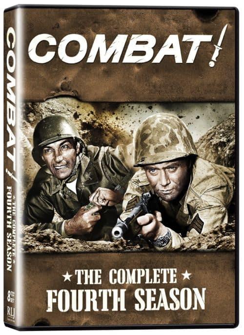 Combat Season 4 DVD