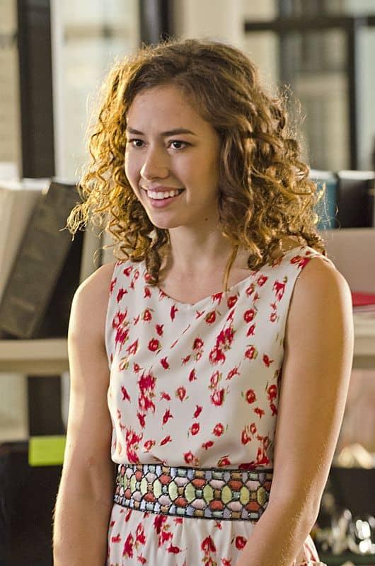 Dora Madison Burge as Niki in Dexter