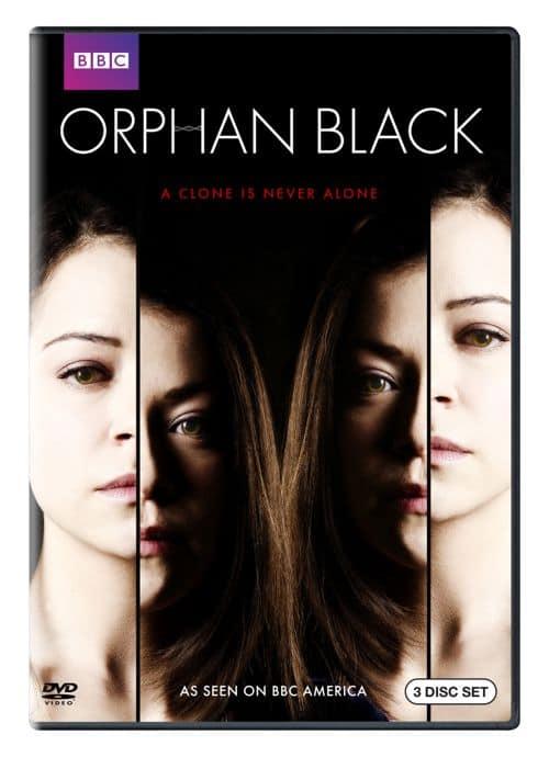 Orphan Black DVD