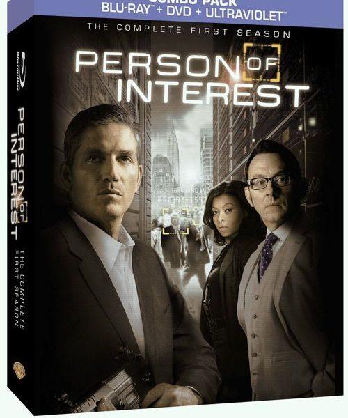 Person Of Interest Season 1 Bluray