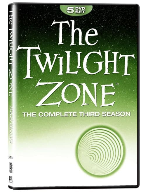The Twilight Zone Season 3 DVD