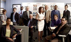 Major Crimes Cast TNT