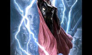 THOR THE DARK WORLD Comic Con Poster 1
