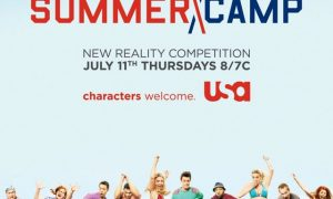 Summer Camp USA Network Poster