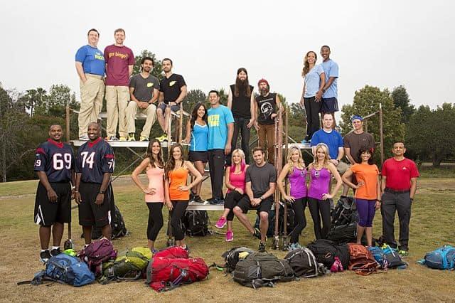 The Amazing Race Season 23 Cast
