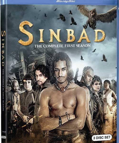 Sinbad Season 1 BLURAY