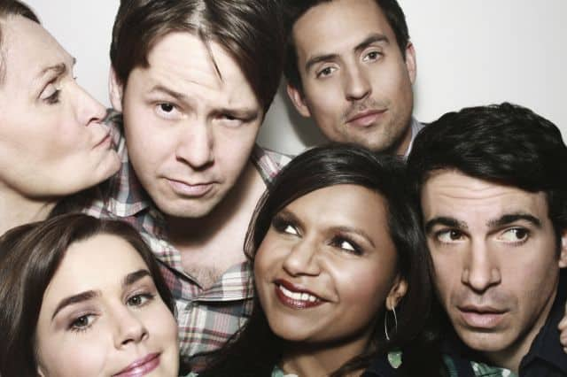the mindy project season 2 cast photos seat42f
