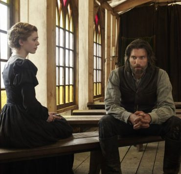 Hell On Wheels Review Season 3