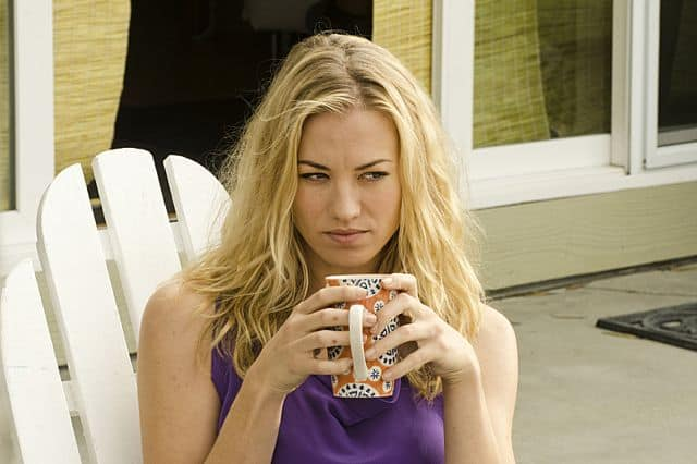 Yvonne Strahovski as Hannah McKay in Dexter (Season 8, episode 10)