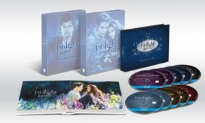 Twilight Forever Bluray gift set