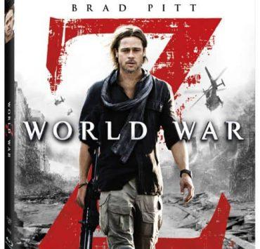 World War Z Bluray
