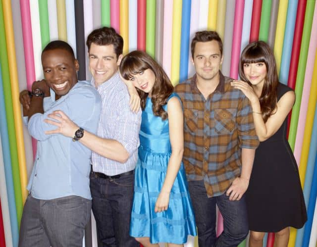 New Girl Season 3 Cast