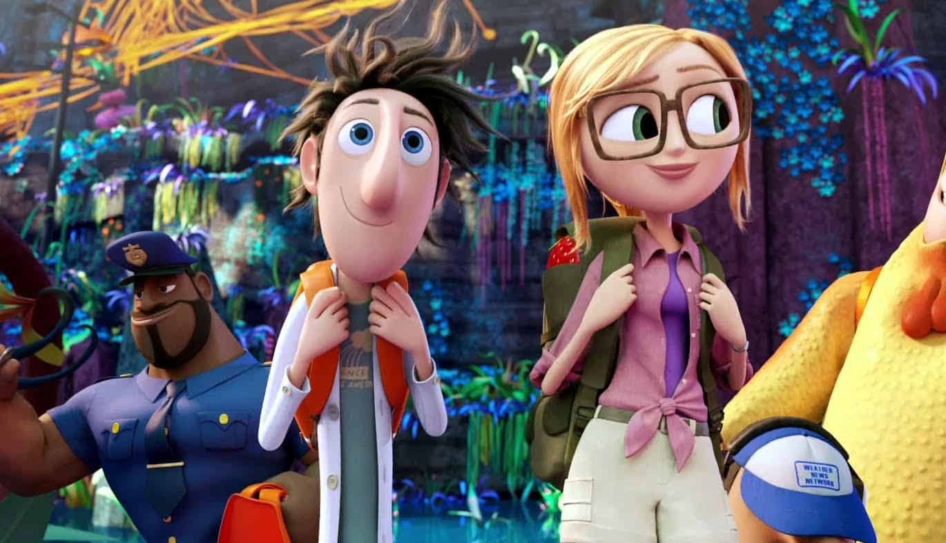 Cloudy With A Chance Of Meatballs 2 Box Office