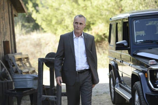 Timothy V. Murphy as Gaalan Sons Of Anarchy