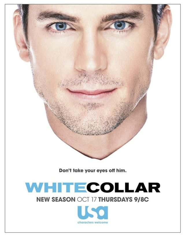 White Collar Poster Season 5