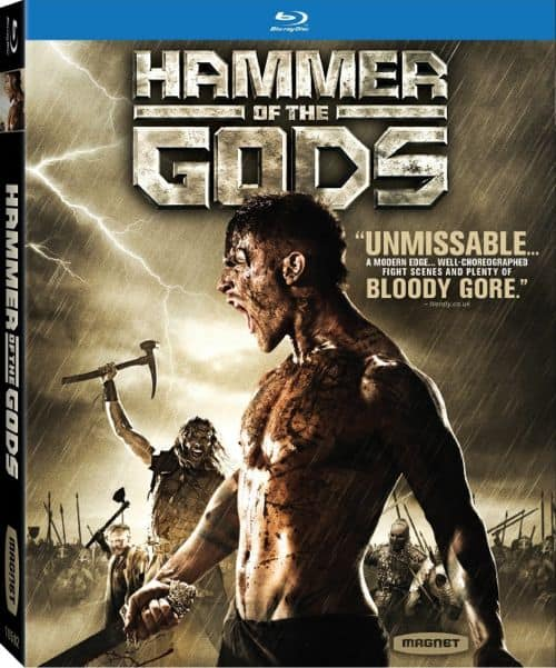 Hammer Of The Gods Bluray