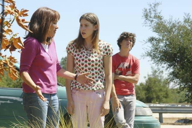 PATRICIA HEATON, EDEN SHER, CHARLIE MCDERMOTT