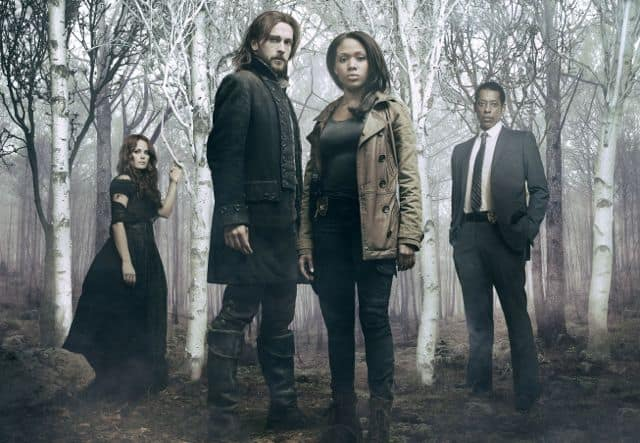 Sleepy Hollow Cast FOX