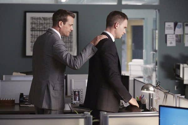 Suits season 5 premiere date