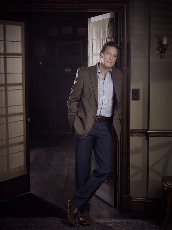 Tim Matheson as Dr. Brick Breeland HART OF DIXIE