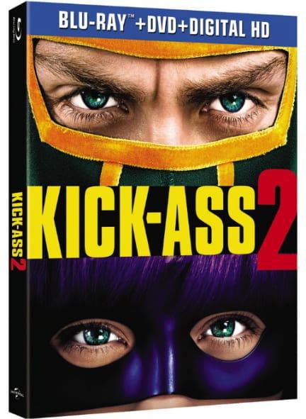 Kick Ass 2 Bluray