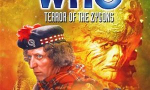 Doctor Who Terror Of The Zygons DVD