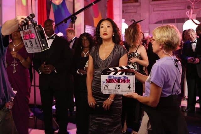 Greys Anatomy Season 10 Episode 4 Puttin On The Ritz Behind The