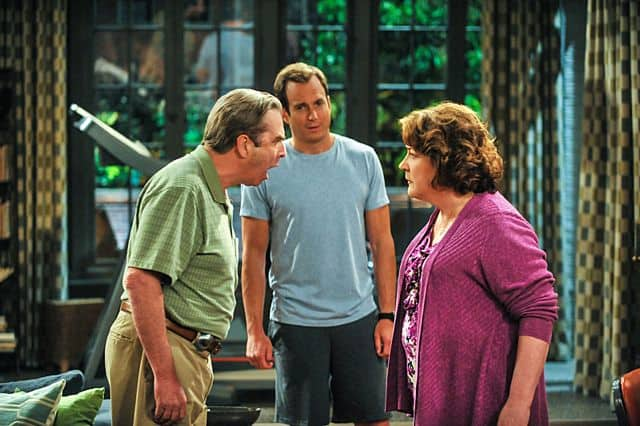 The Millers CBS Cast