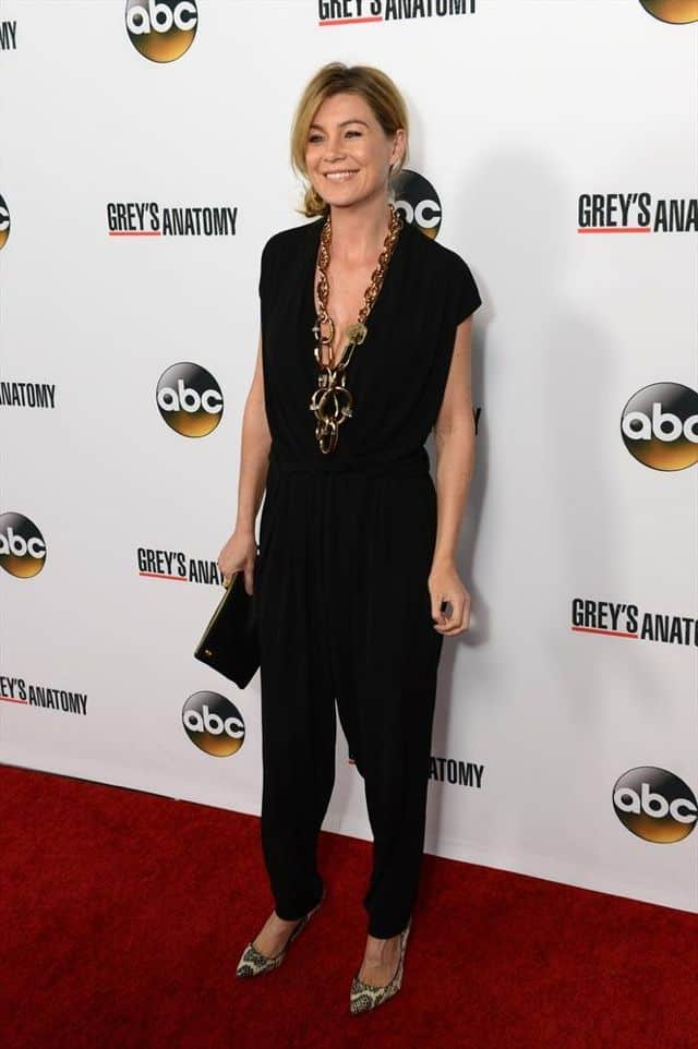 Grey S Anatomy 200th Episode Red Carpet Event Photos Seat42f