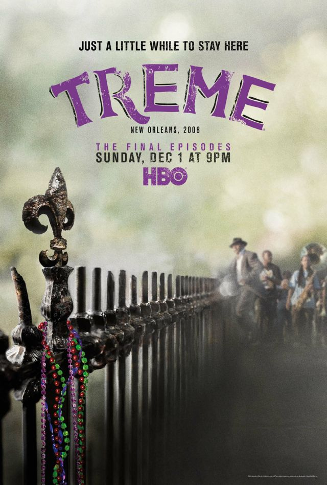Image result for treme hbo fourth season