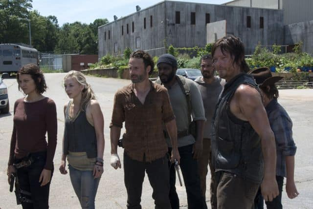 THE WALKING DEAD Season 4 Episode 8 Too Far Gone Sneak Peek | SEAT42F