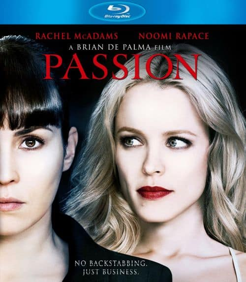 Passion Bluray