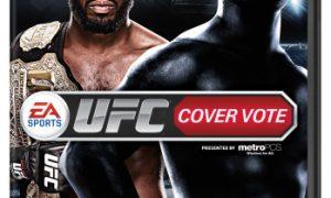 EA Sports UFC Cover