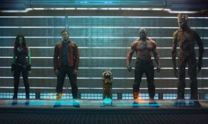 New GUARDIANS OF THE GALAXY Photo
