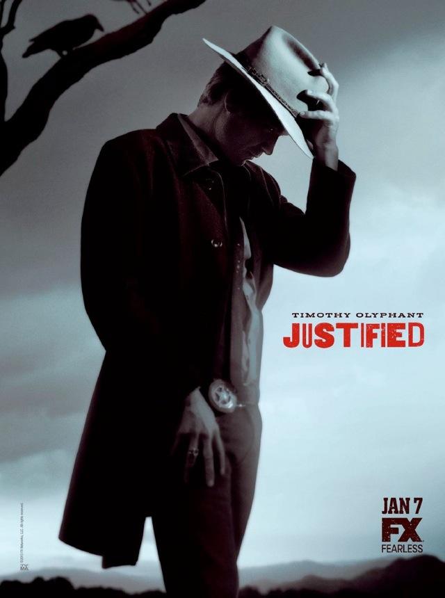 JUSTIFIED Season 5 Poster