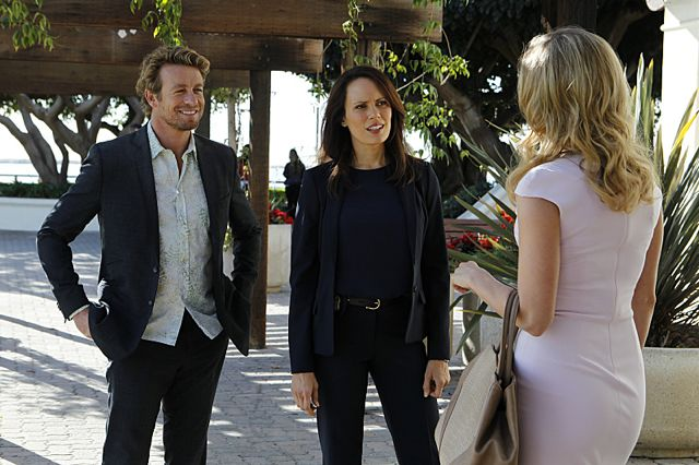 THE MENTALIST Season 6 Episode 11 White Lines Promo | SEAT42F