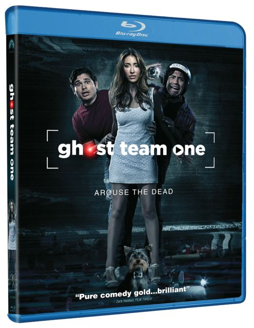 GHOST TEAM ONE Blu-ray