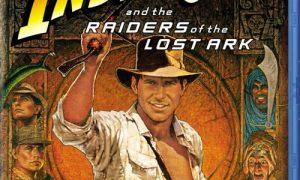 Raiders Of The Lost Ark Bluray