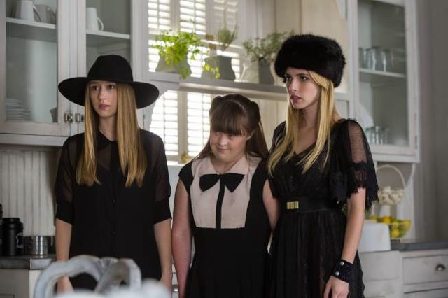AMERICAN HORROR Story Coven Episode 9  4
