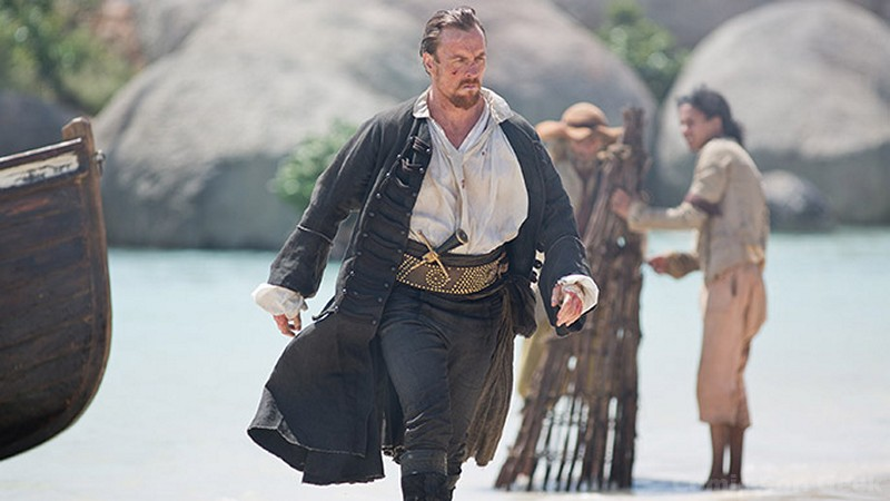 Toby Stephens Black Sails Starz