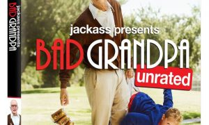 Bad Grandpa Bluray