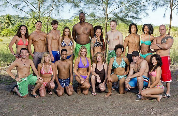 Survivor Cast Cagayan