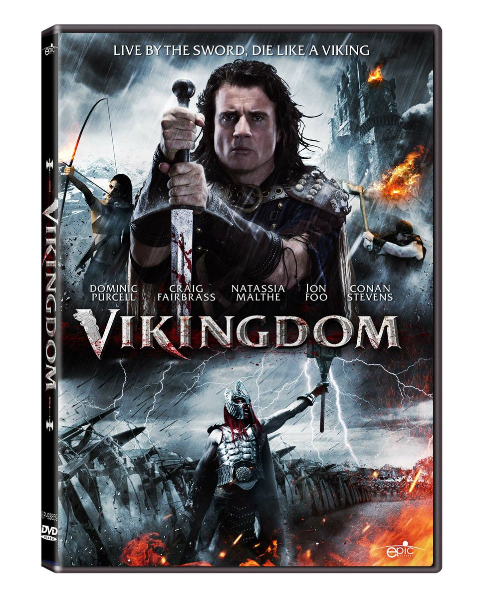 VIKINGDOM DVD Giveaway Prize Pack | SEAT42F