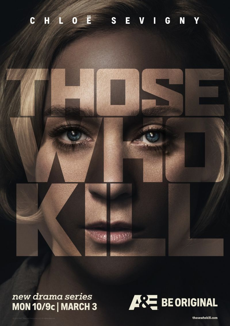 Those Who Kill Poster Chloe Sevigny