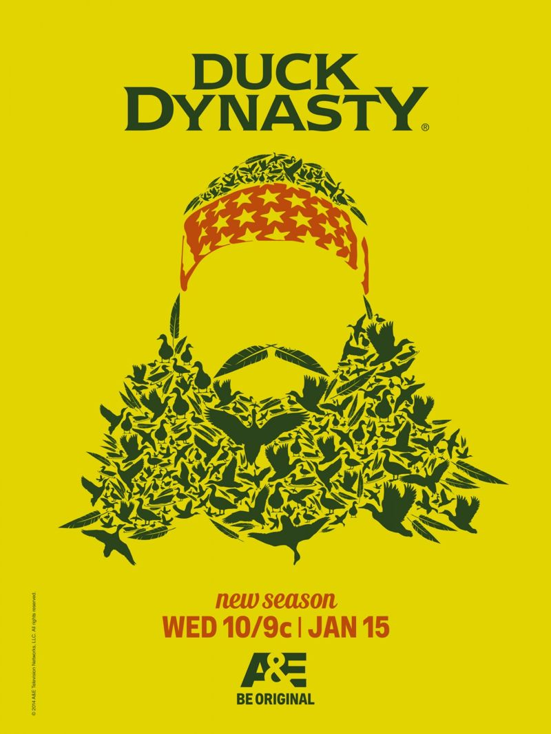 Duck Dynasty Season 5 Poster
