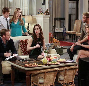Friends With Better Lives Cast CBS