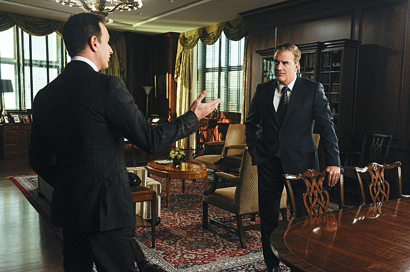 The Good Wife 5x12 We, The Juries
