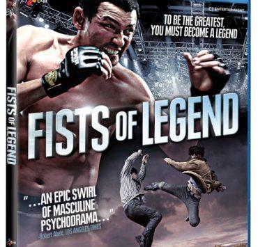 Fists Of Legend Blu-ray