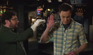 Jim Parsons Bobby Moynihan SNL Saturday Night Live