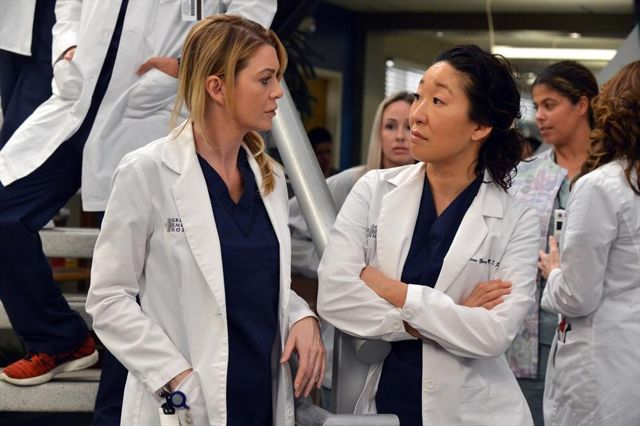 Greys Anatomy Episode 1014 Photos Youve Got To Hide Your Love
